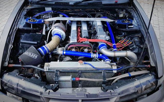 1JZ-GTE ENGINE TD06 TURBO