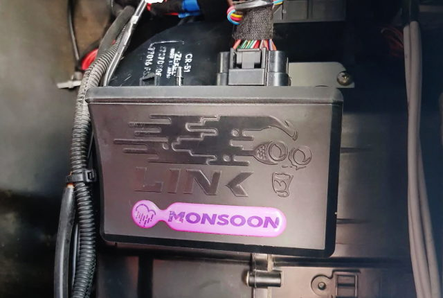 LINK G4 MONSOON ECU