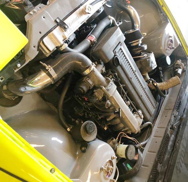 1JZ-GTE ENGINE NON-VVTi