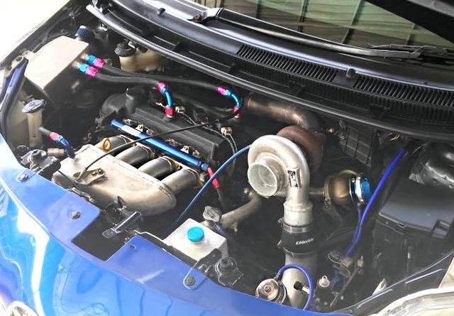1NZ-FE TURBO ENGINE