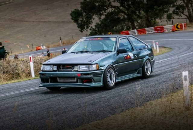 RACE AE86 SPRINTER 3-DOOR