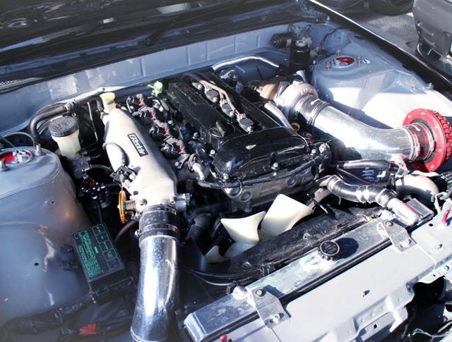 SR20 2200cc ENGINE GT3-RS TURBO
