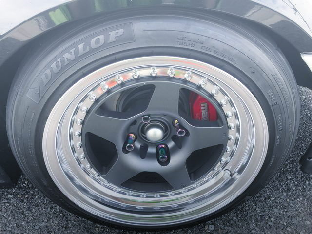 AE86 FRONT WORK CR01 WHEEL