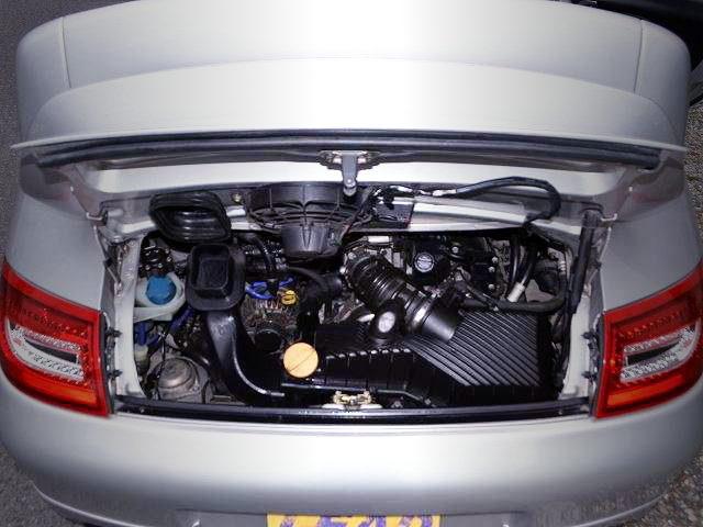 PORSCHE 3400cc FLAT SIX ENGINE