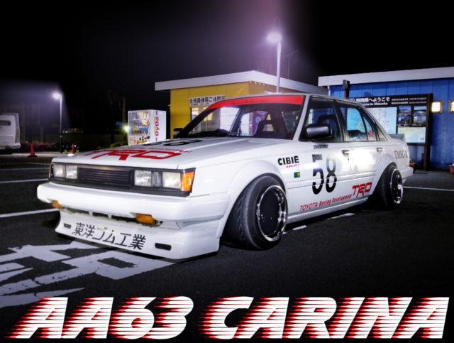 KAIDO RACER AA63 CARINA