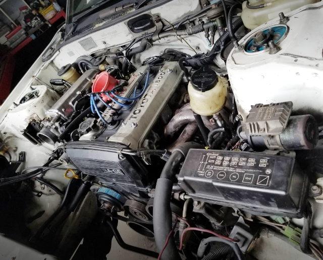 16VALVE 4AGE ENGINE