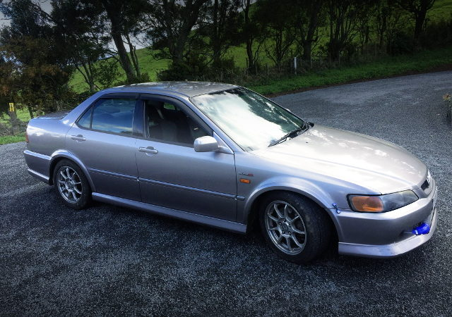 FRONT EXTERIOR CL1 ACCORD EURO-R