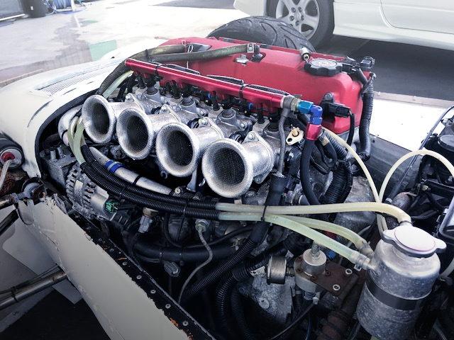 ITBs ON F20C VTEC ENGINE