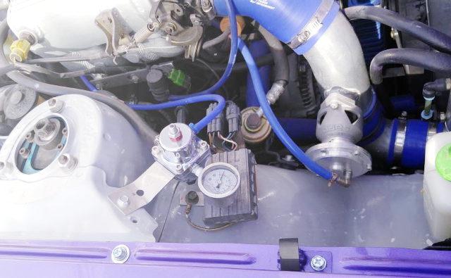SARD BOV ON 4AG TURBO ENGINE