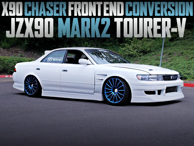CHASER FRONT END JZX90 MARK2