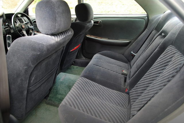 INTERIOR JZX100 SEAT CONVERSION