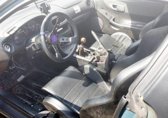 LEFT HAND DRIVE HONDA DELSOL