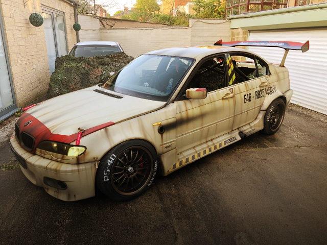 FRONT EXTERIOR E46 BMW 330i