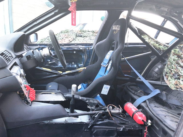 DRIFT BMW INTERIOR