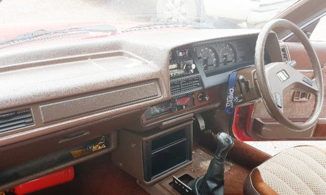 E70 COROLLA DASHBOARD