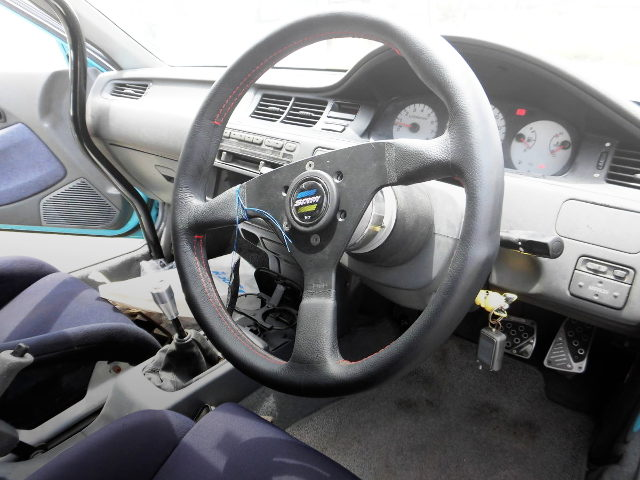 EG6 CIVIC DASHBOARD