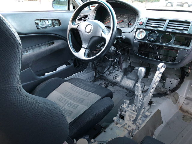 LEFT HAND DRIVE EK CIVIC