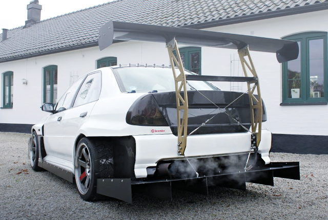 HIGH MOUNT GT WING FOR EVO5 WIDEBODY