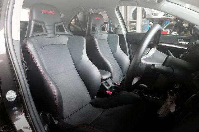 EVO10 FINAL CONCEPT SEATS