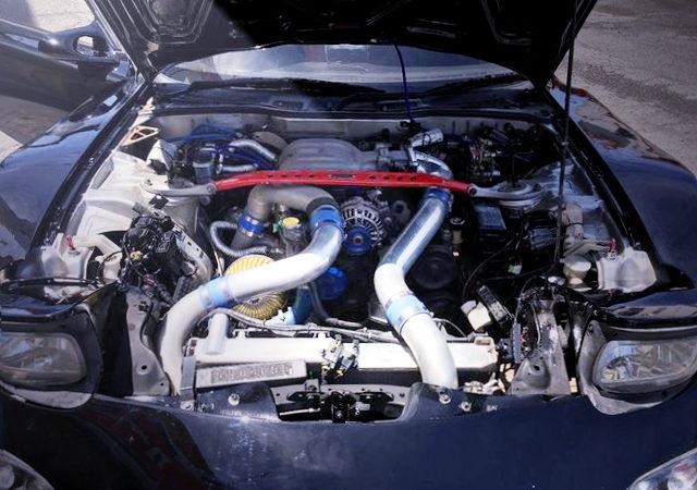 13B ROTARY ENGINE