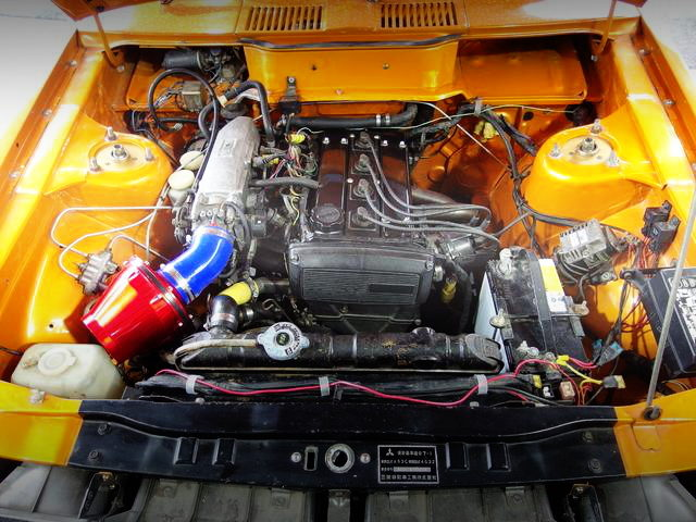 16-VALVE 4AG ENGINE