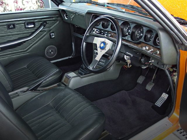 DASHBOARD GALANT GTO MR