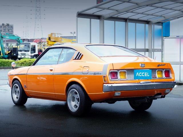 REAR EXTERIOR GALANT GTO MR