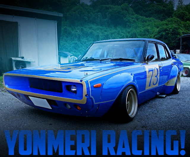 GC111 SKYLINE YONMERI RACING