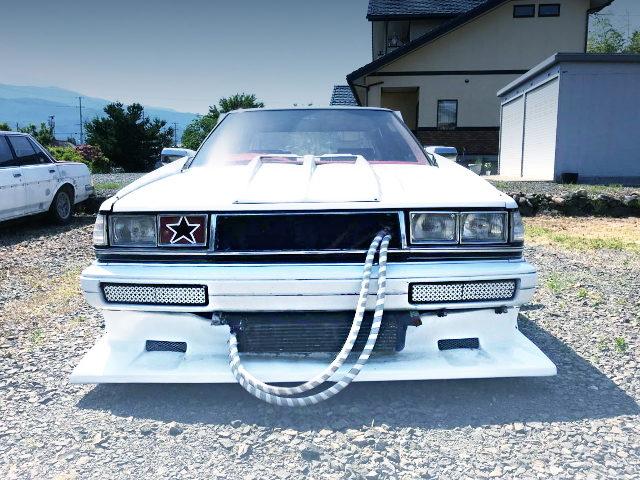 FRONT FACE KAIDO RACER GX71 CRESTA