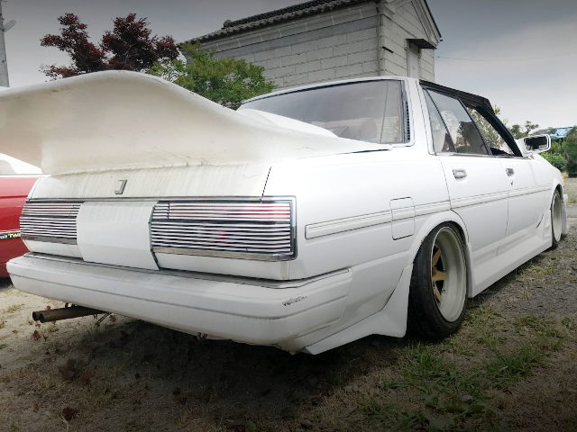 REAR LONG WING GX71 CRESTA
