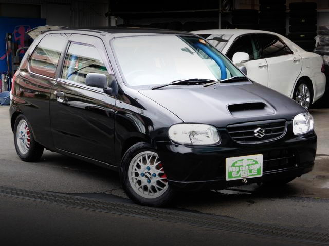 FRONT FACE HA23V ALTO VAN VS