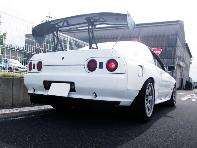 REAR GT WING HCR32 SKYLINE 2-DOOR