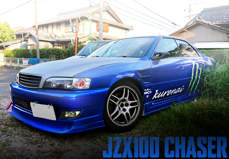 MONSTER ENEGR JZX100 CHASER