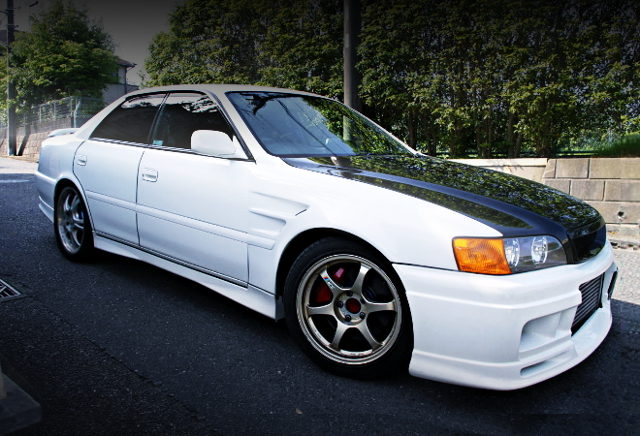 FRONT EXTERIOR JZX100 CHASER