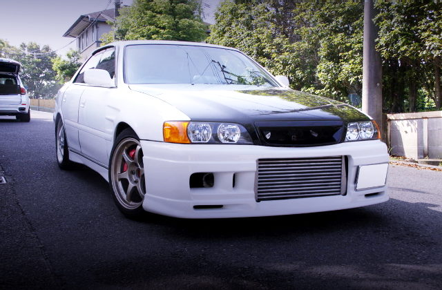 FRONT FACE JZX100 CHASER