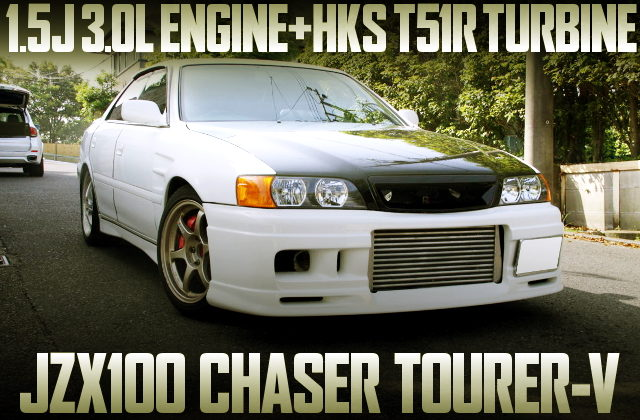 T51R 2JZ BLOCK JZX100 CHASER
