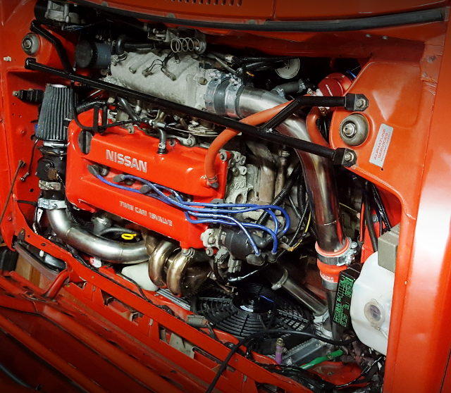 SR20DET ENGINE K10 MICRA
