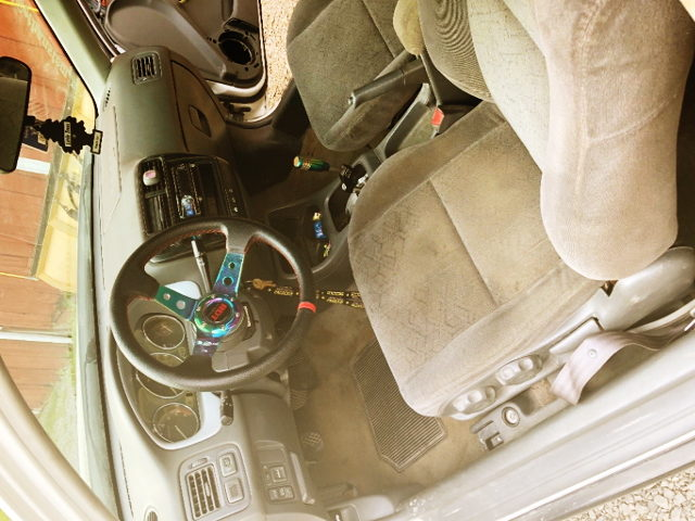 INTERIOR EJ8 CIVIC COUPE