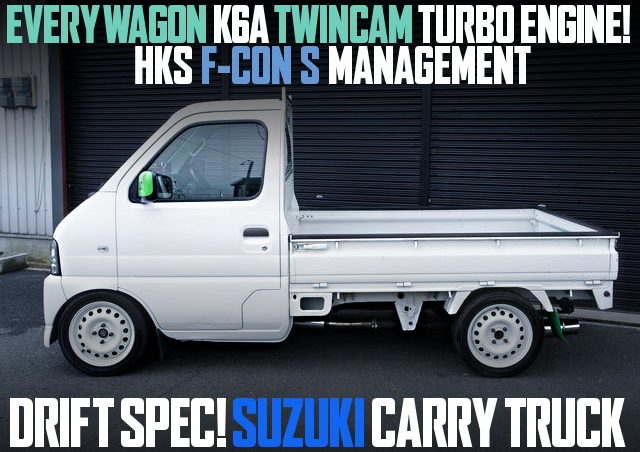 K6A TWINCAM TURBO SWAP CARRY TRUCK