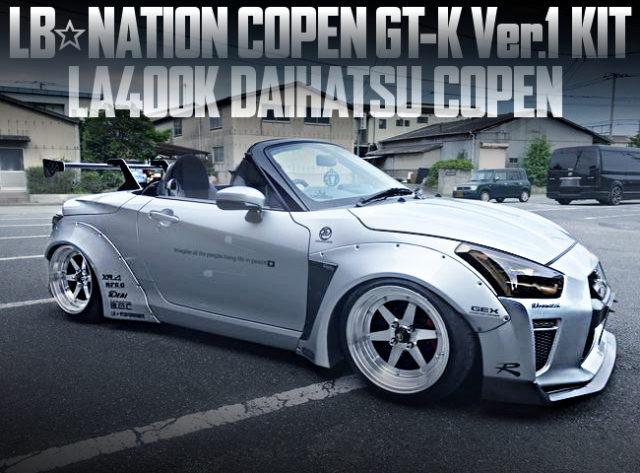 LB WORKS NATION WIDE COPEN