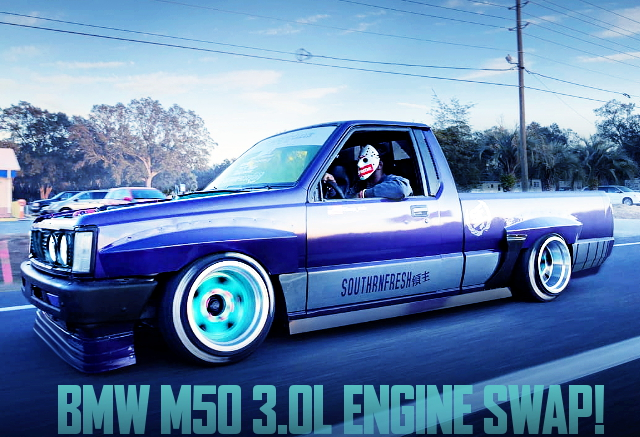 BMW M50 ENGINE MIGHTY MAX TRUCK