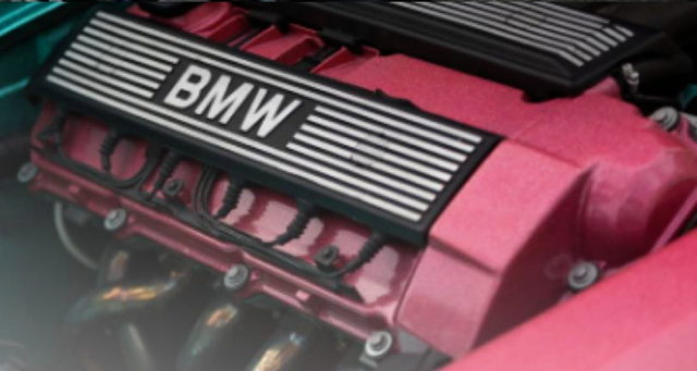 BMW M50 3000cc ENGINE
