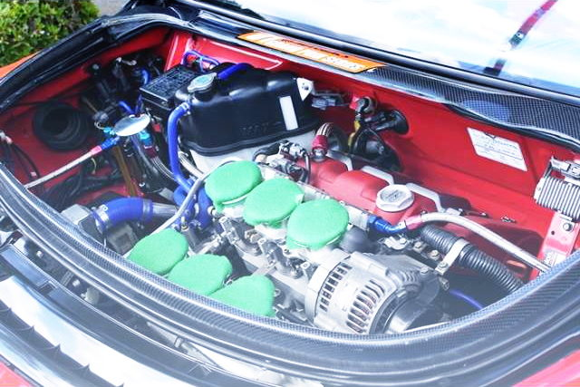 C32B V6 VTEC ENGINE WITH ITBS