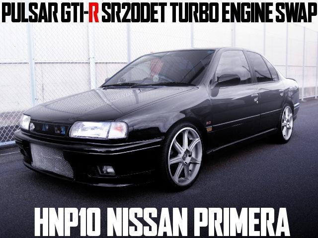 PULSAR GTiR SR20DET SWAP PRIMERA