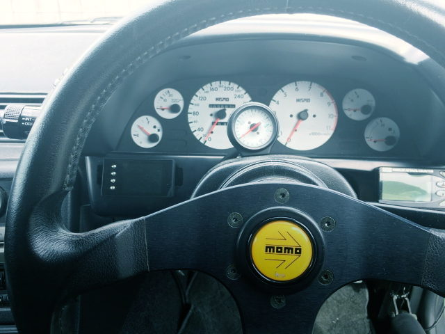 NISMO SPEED CLUSTER