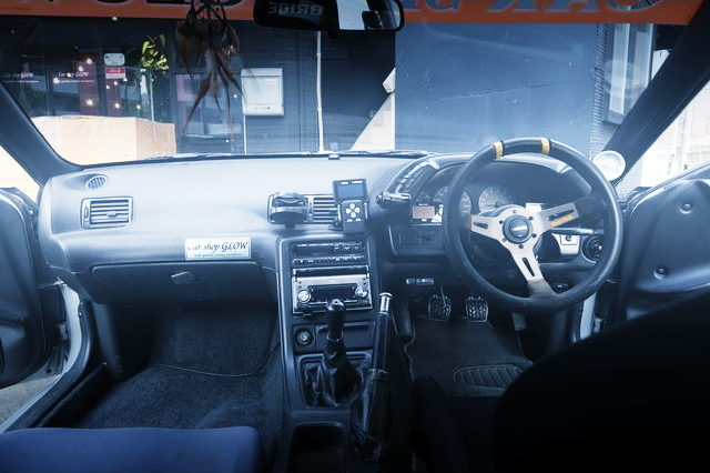 R32 SKYLINE DASHBOARD