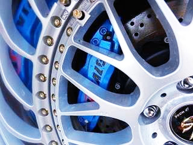 IDEAL BRAKE CALIPER