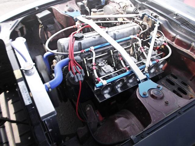 L28 ENGINE SOLEX CARBURETOR