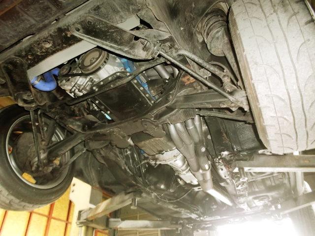 S130Z UNDER FLOOR