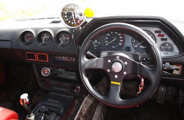 S130Z DASHBOARD